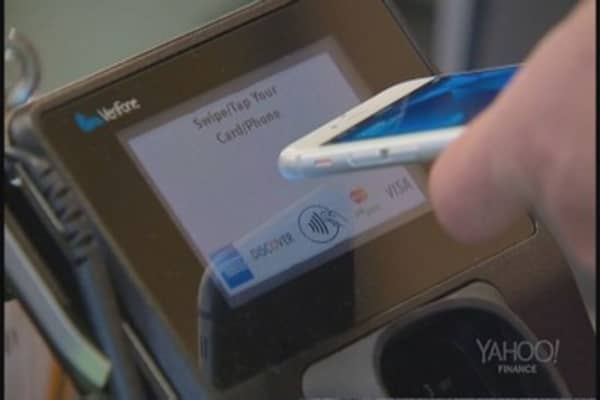Google buys mobile payment tech
