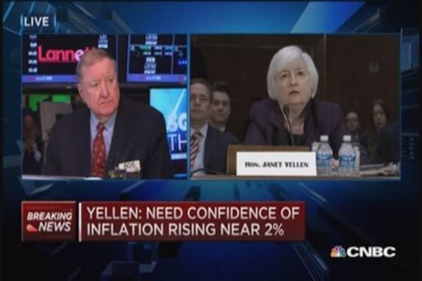 Cashin: Yellen allowed herself enormous amount of flexibility
