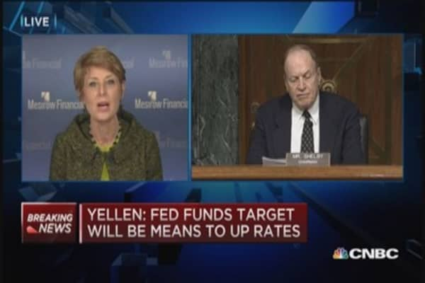 Fed wants to avoid another taper tantrum: Swonk
