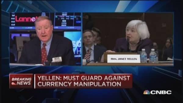 Yellen goes for gradualism and flexibility: Cashin