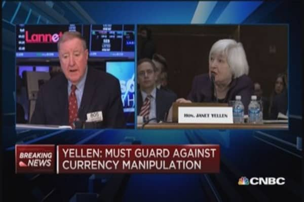 Yellen goes for gradualism and flexibility: Cashin