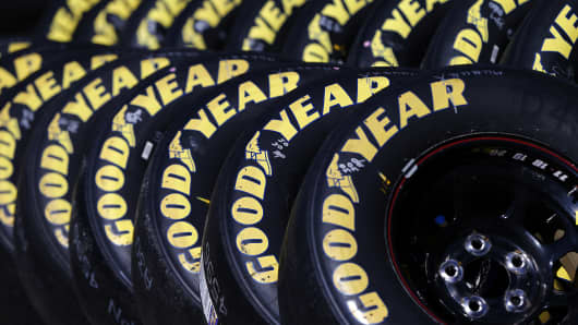 Goodyear Tire and Rubber Co. to settle lawsuit with SEC of African bribe charges.