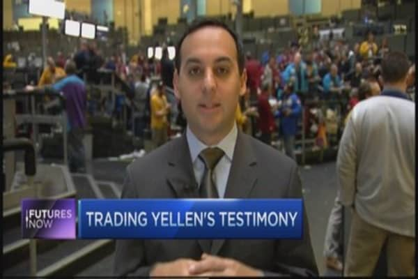 Yellen's words a reason to buy bonds: Trader