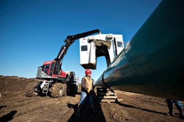 Obama vetoes Keystone