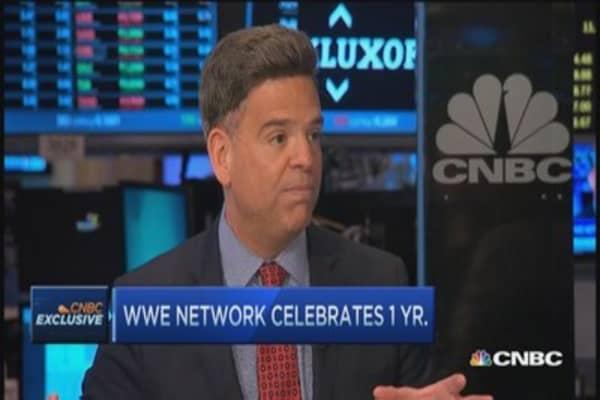 WWE Network celebrates 1 year