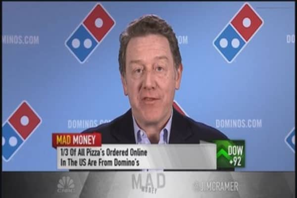 Domino's: Tech to table clearly working