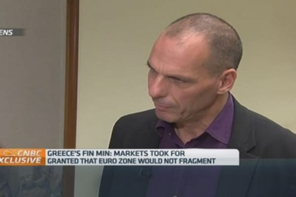 We have 'ruffled feathers': Greek Fin Min