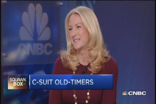 C-suite survivors, the story of 4 CEOs