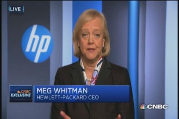 Meg Whitman ready to 'fight back'