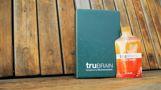 truBrain drink