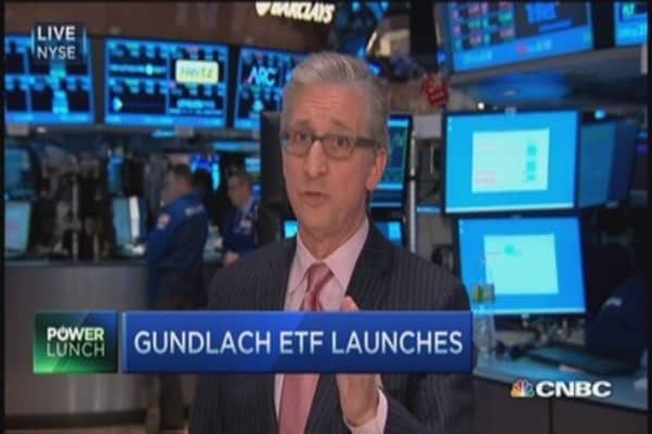 Gundlach launches ETF
