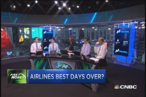 Airline stocks cheap for a reason: Trader