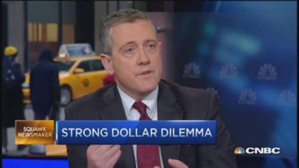 James Bullard on dollar dilemma