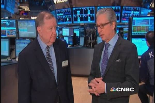Cashin: This bull market has been all about earnings