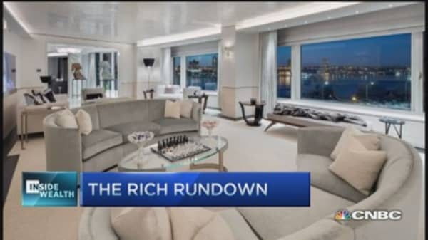 $48 million apartment fit for royalty