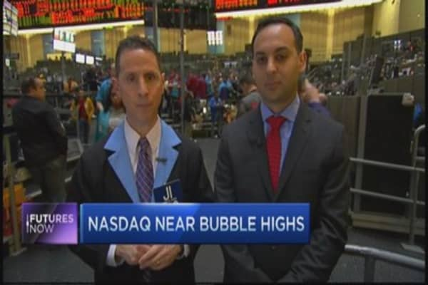 It¿s time to fade the Nasdaq rally: Trader