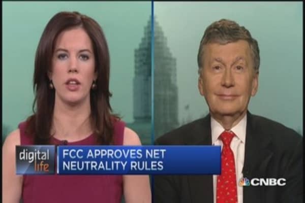 Net neutrailty ruling sensible: Former FCC chair