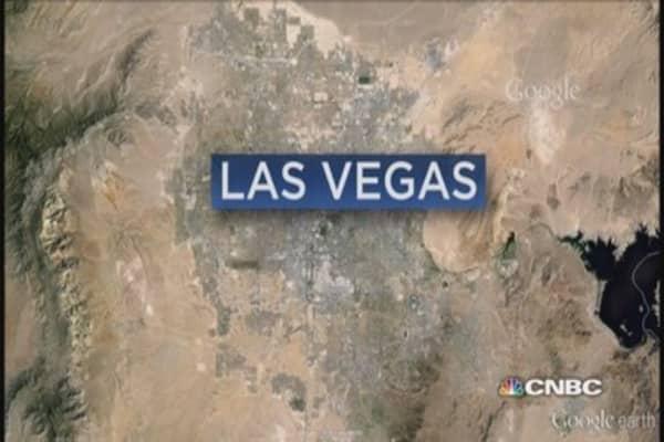 Snapshot of Las Vegas real estate