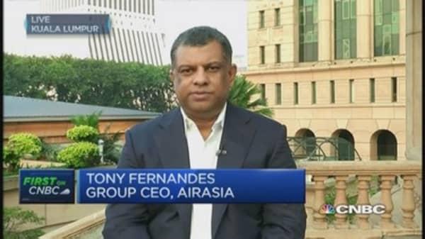 Despite Q4 profit loss, AirAsia CEO still pleased