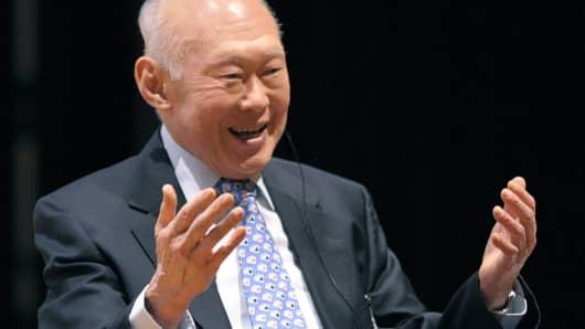 Lee Kuan Yew Hard Truths Pdf