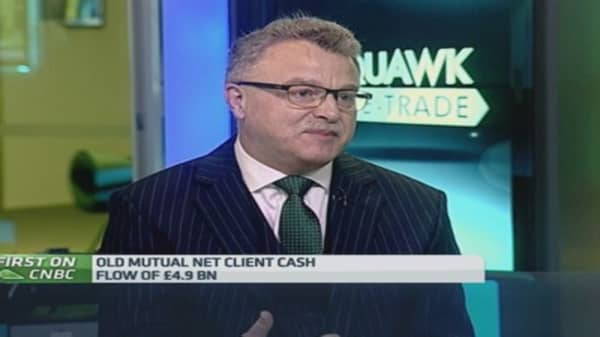 We're expanding in Africa: Old Mutual boss