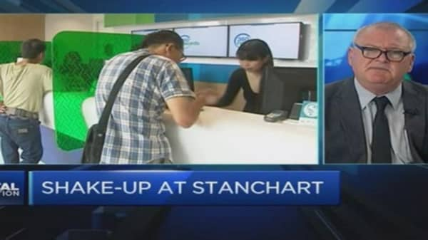 Markets cheer 'renewal story' in StanChart: Pro