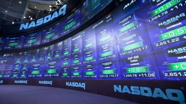 Nasdaq 5,000 watch continues