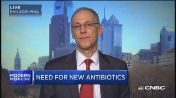 Why antibiotics need innovation: Ezekiel Emanuel