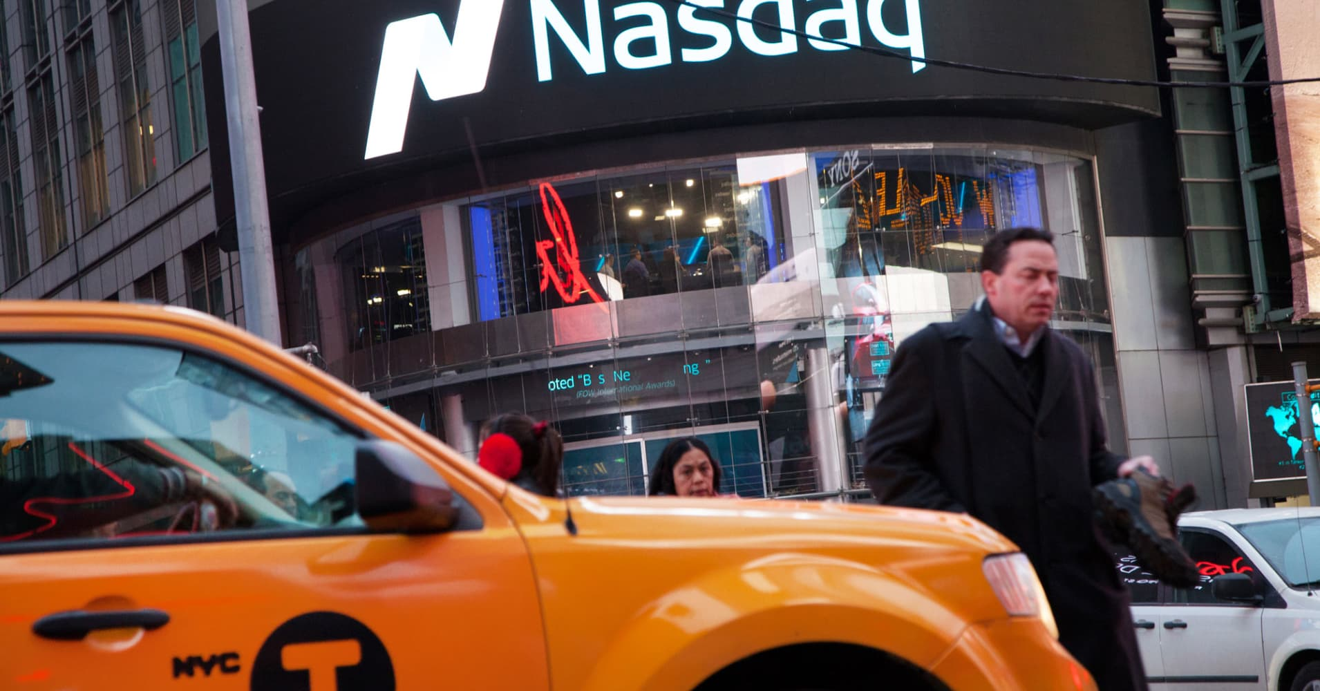 The Nasdaq is about to do something it hasn't done in nearly four decades