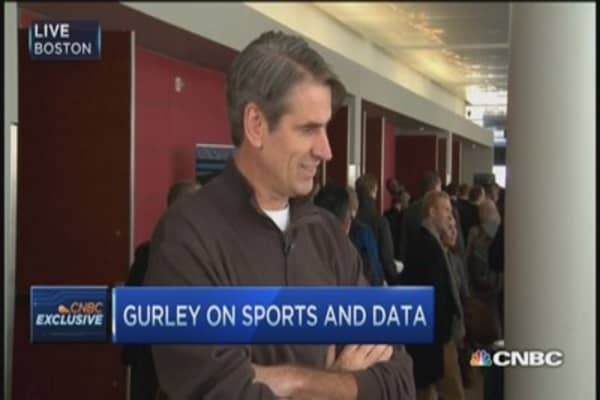 Gurley: Biggest risk with big valuations