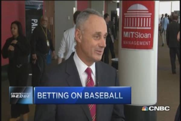 MLB Commissioner: Our biz bigger than any single player