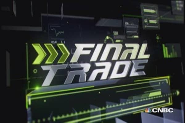 FMHR Final Trade: OA, ITB & GE