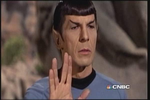 Leonard Nimoy (Dr. Spock) dead at 83