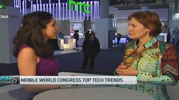 Key trends at Mobile World Congress 2015