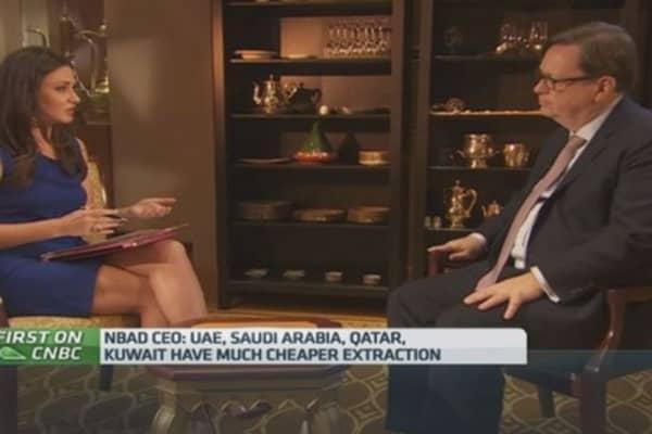 Dubai to benefit from cheaper oil: CEO