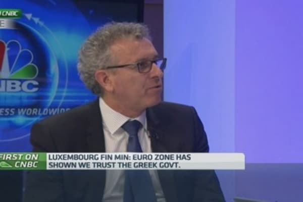 Luxembourg on road to tax transparency: Fin Min