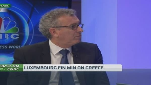 Greek bailout extension is difficult: Fin Min
