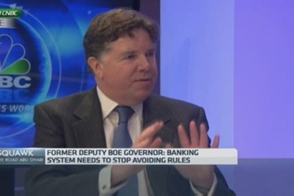 Banking culture needs to change: Paul Tucker
