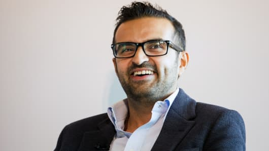 Ashish Thakkar, founder and chief executive officer of Mara Group