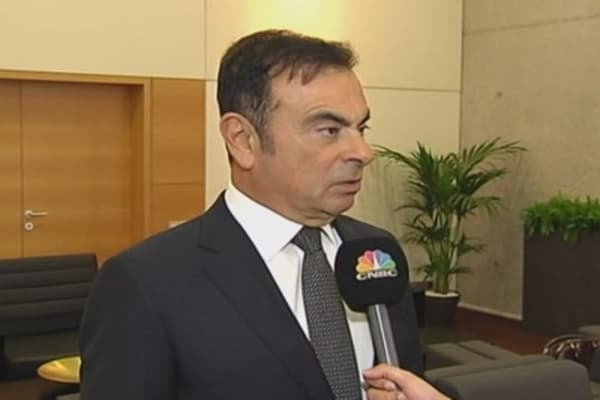 Renault-Nissan CEO: Russia market will be tough