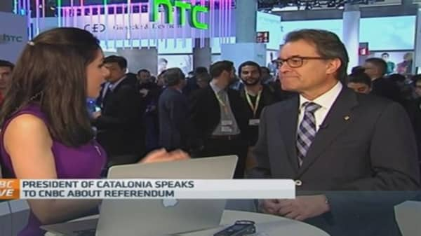 Independent Catalonia would be richer: President