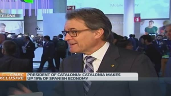 Catalonia's president to call snap vote