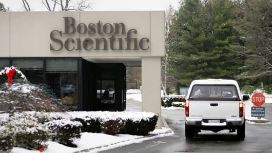 Boston Scientific headquarters