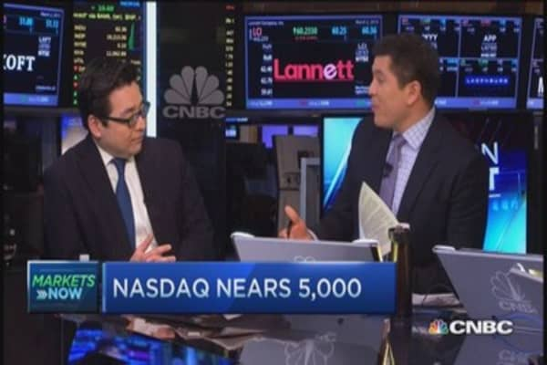 Market intact after February: Tom Lee
