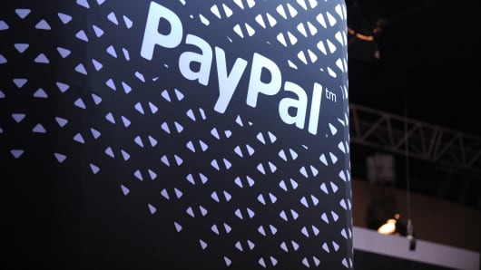 PayPal.