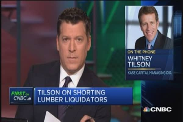 Tilson: LL poisoning customers