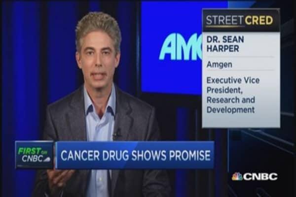 Cancer drug shows promise