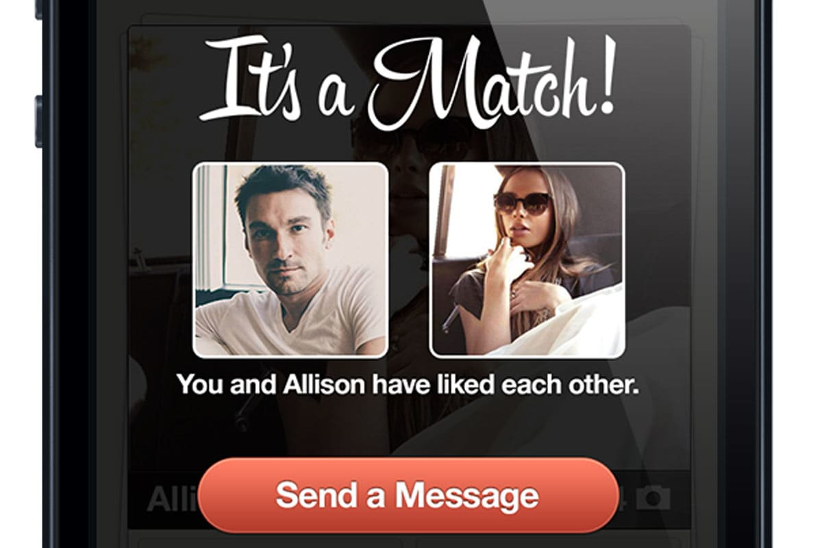 How Do You Go to A Match On Tinder