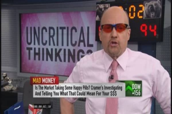 Cramer: Market optimistic