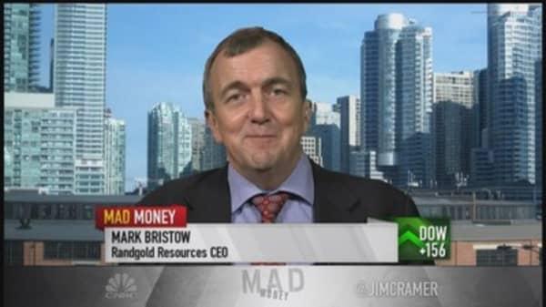 Randgold CEO: Gold industry broken